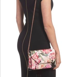 Ted Baker Paige Painted Posie Crossbody